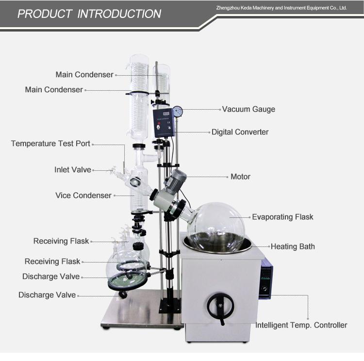 large scale rotary evaporator