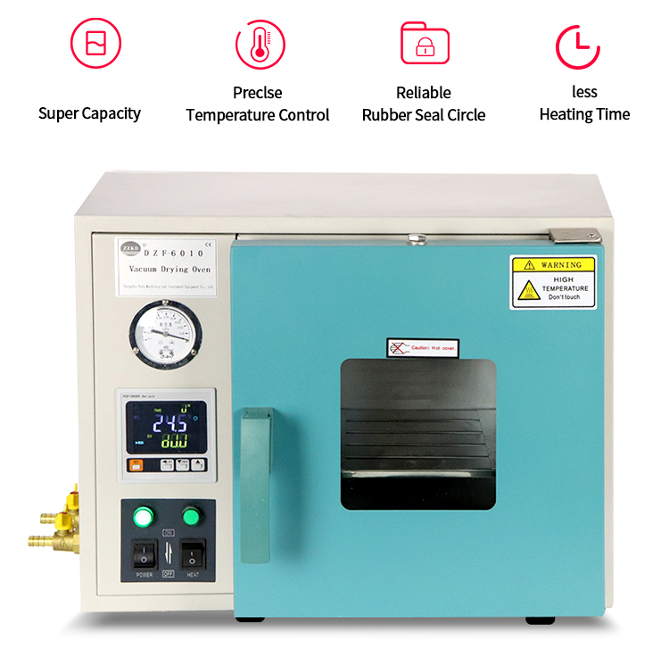 small vacuum drying oven