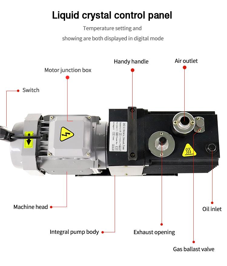 rotary vane vacuum pump price