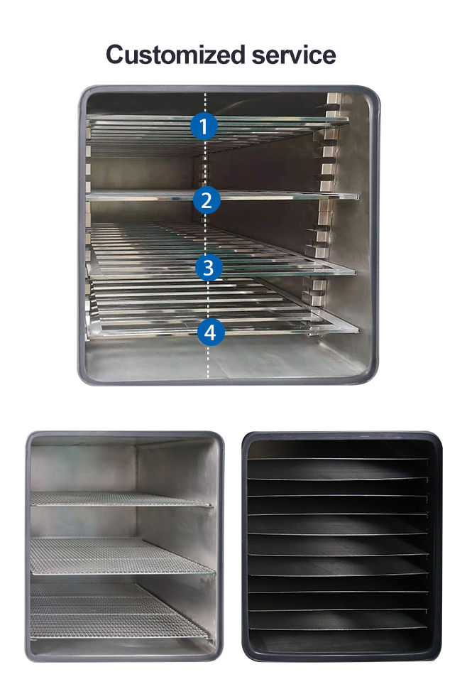 vacuum drying oven specifications