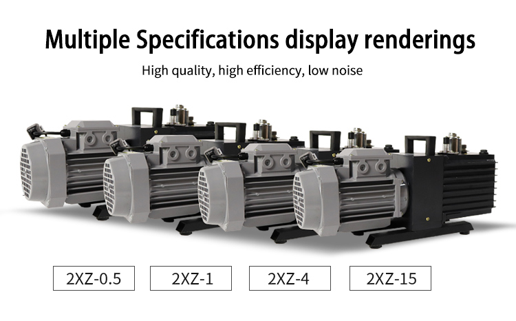 rotary vane vacuum pump china