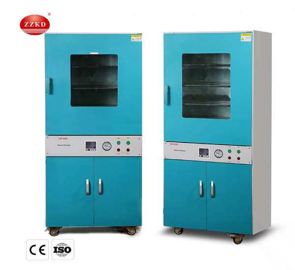 The vacuum drying oven with vacuum pump can achieve the effect of vacuum drying. ZZKD provides vacuum drying ovens of various specifications.