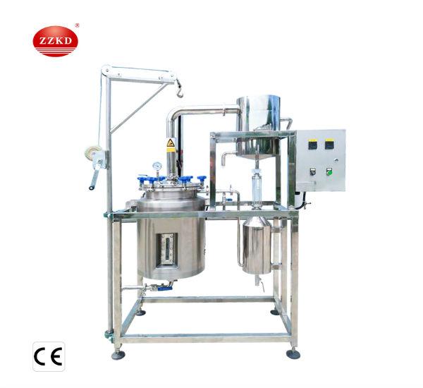 RY-TQ-50-200 essential oil distiller