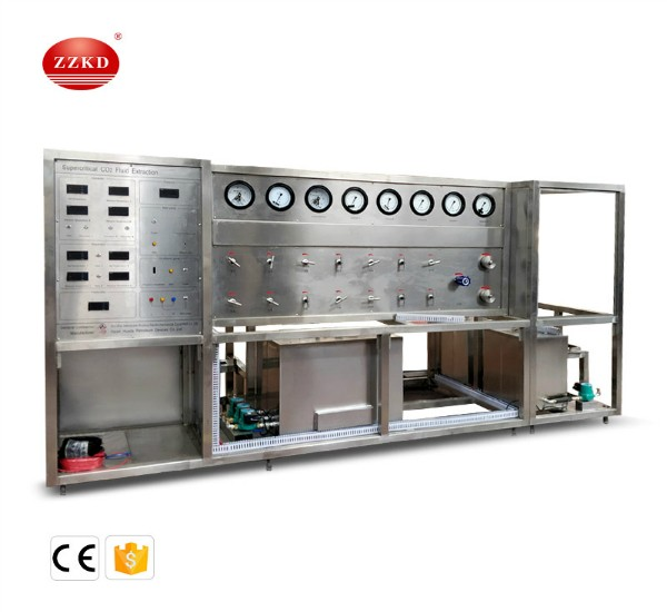 10L Supercritical CO2 extraction machine