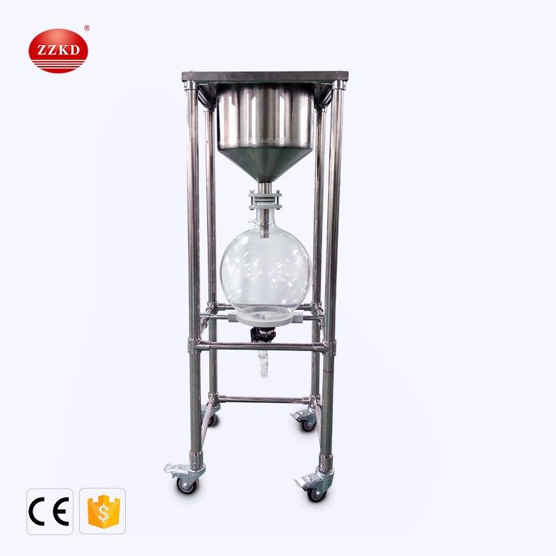 Vacuum filter machine