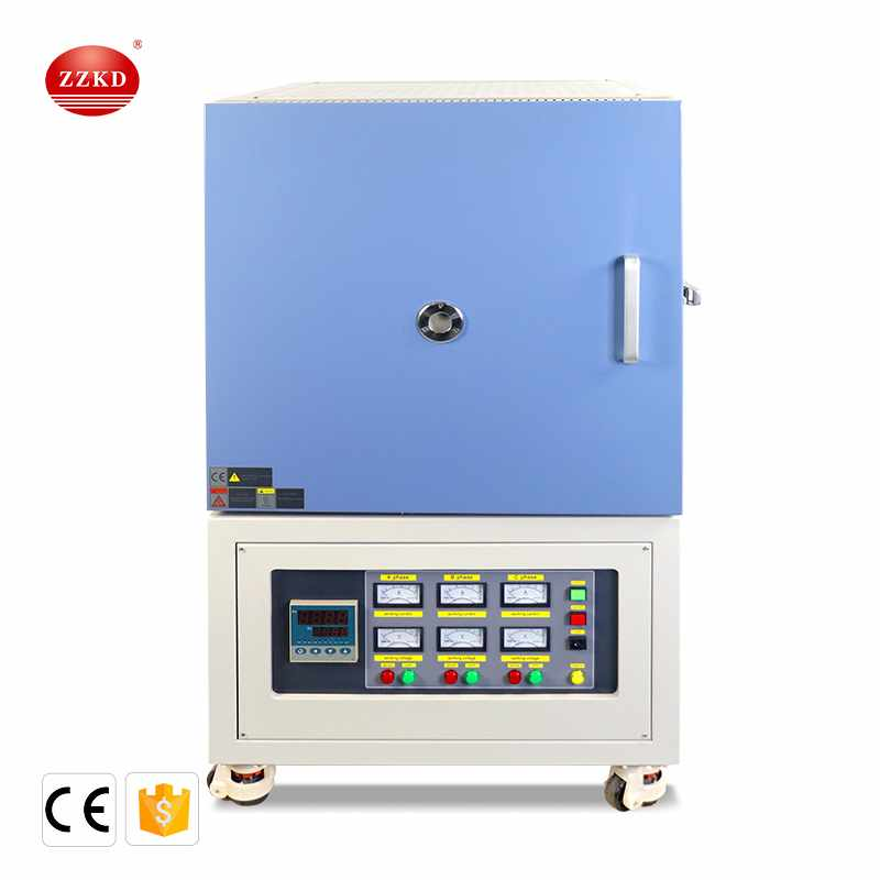 What is muffle furnace