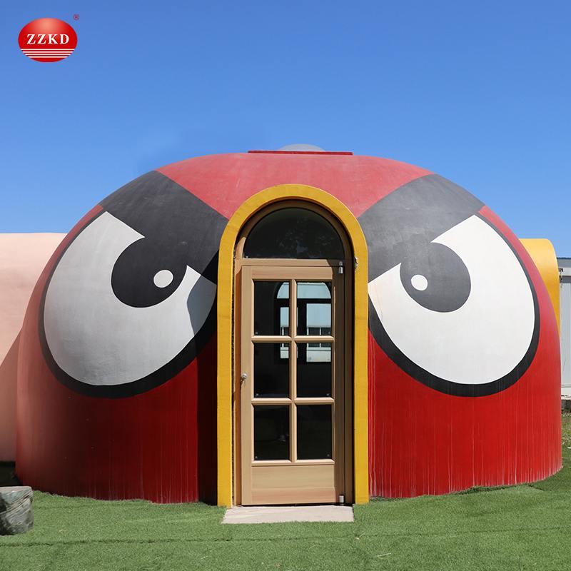 Graphene composites companies dome house